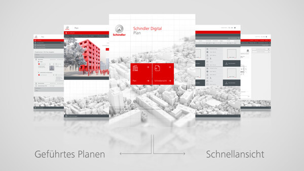 Software Digital Plan | Animation | Compositing (Auftraggeber, Konzept & Art-Direction: Kreuzer Design GmbH)